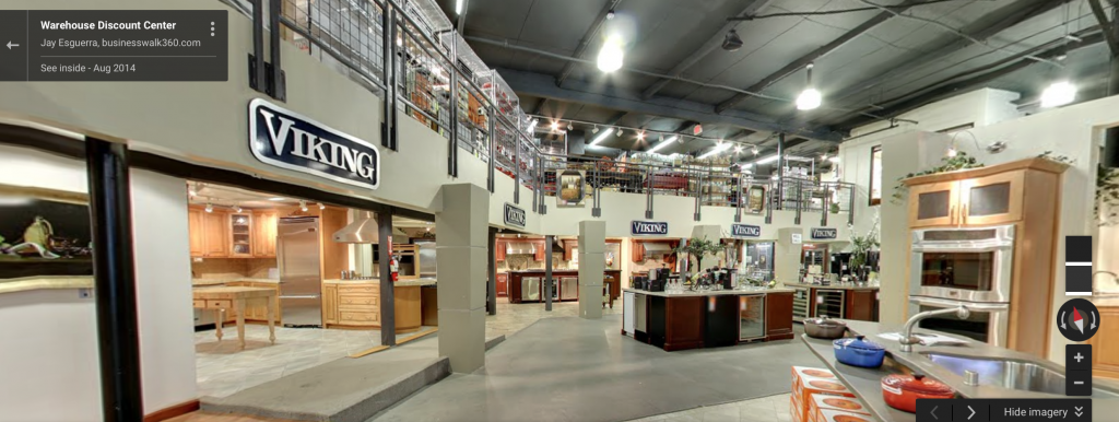 virtual tours for business warehouse discount center agoura hills virtual tour