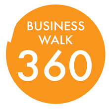 Business Walk 360 logo