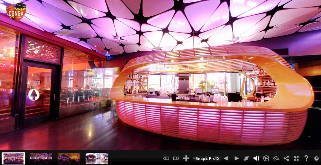 Conga Room Club in Downtown Los Angeles Custom Virtual Tour ...