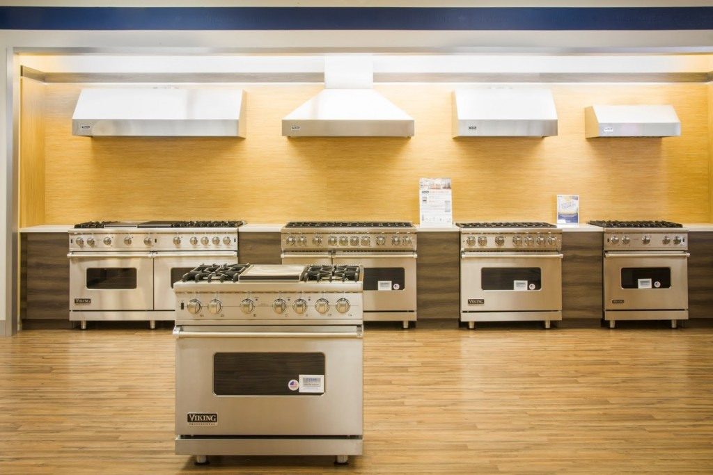 Warehouse Discount Center Kitchen & Bath showroom